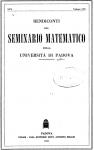 Ellerman-Rota Mathematics Paper